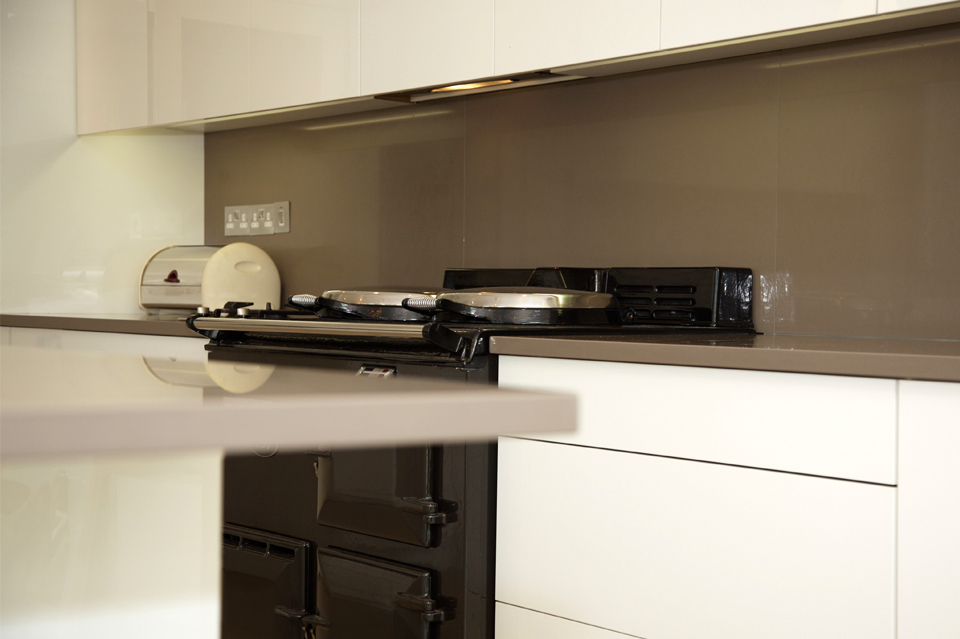 Contemporary Kitchen, Sandycove