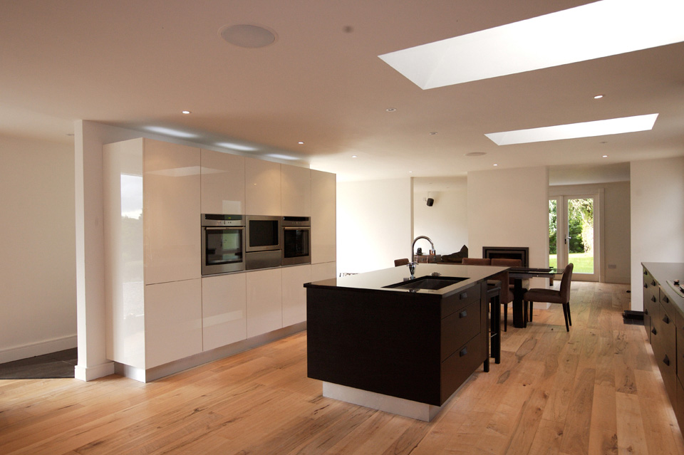 Contemporary Kitchen, Newcastle