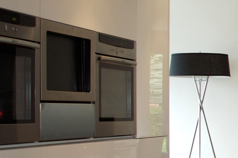 Contemporary Kitchen, Newcastle