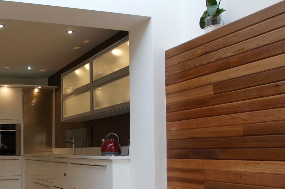 Contemporary Kitchen, Greystones