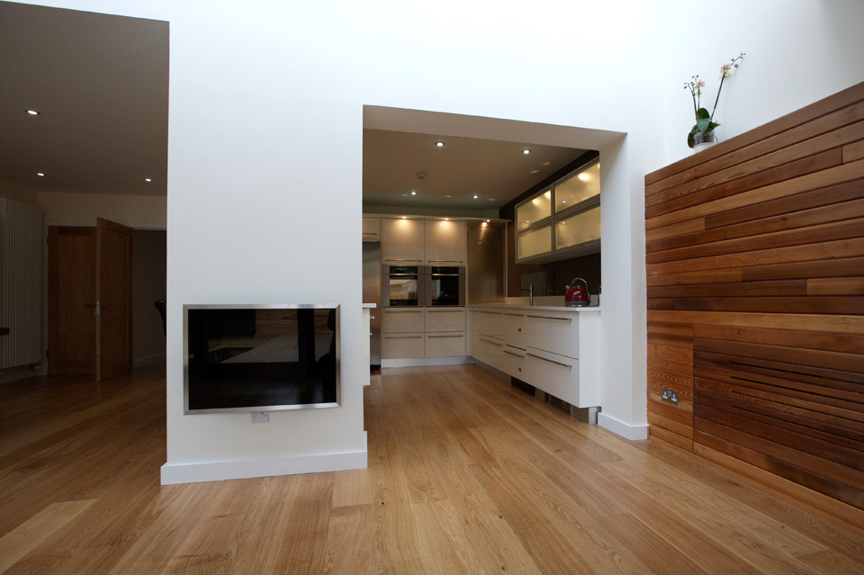 Contemporary Kitchen, Greystones