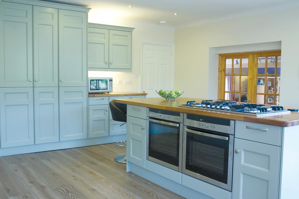 Classic Kitchen, Eden Gate, Delgany