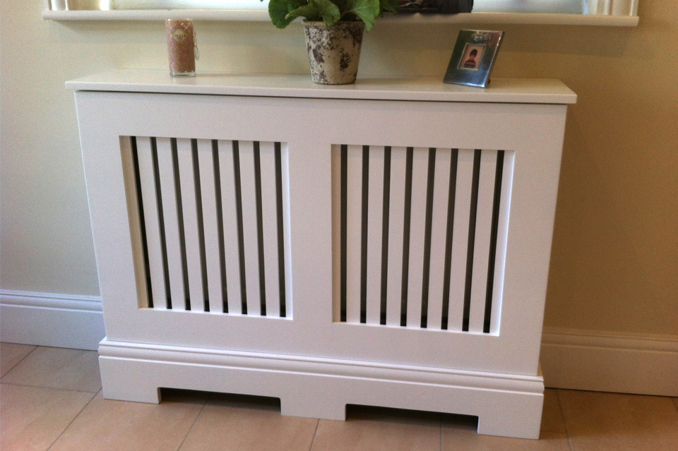 Radiator Cover_White_Slats