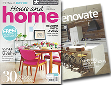 House & Home May 2014