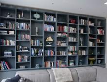 Sandymount Bookshelves
